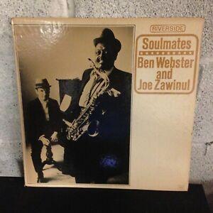 Ben-Webster-Joe-Zawinul-Soulmates-G-Vinyl-First-Mono-Pressing