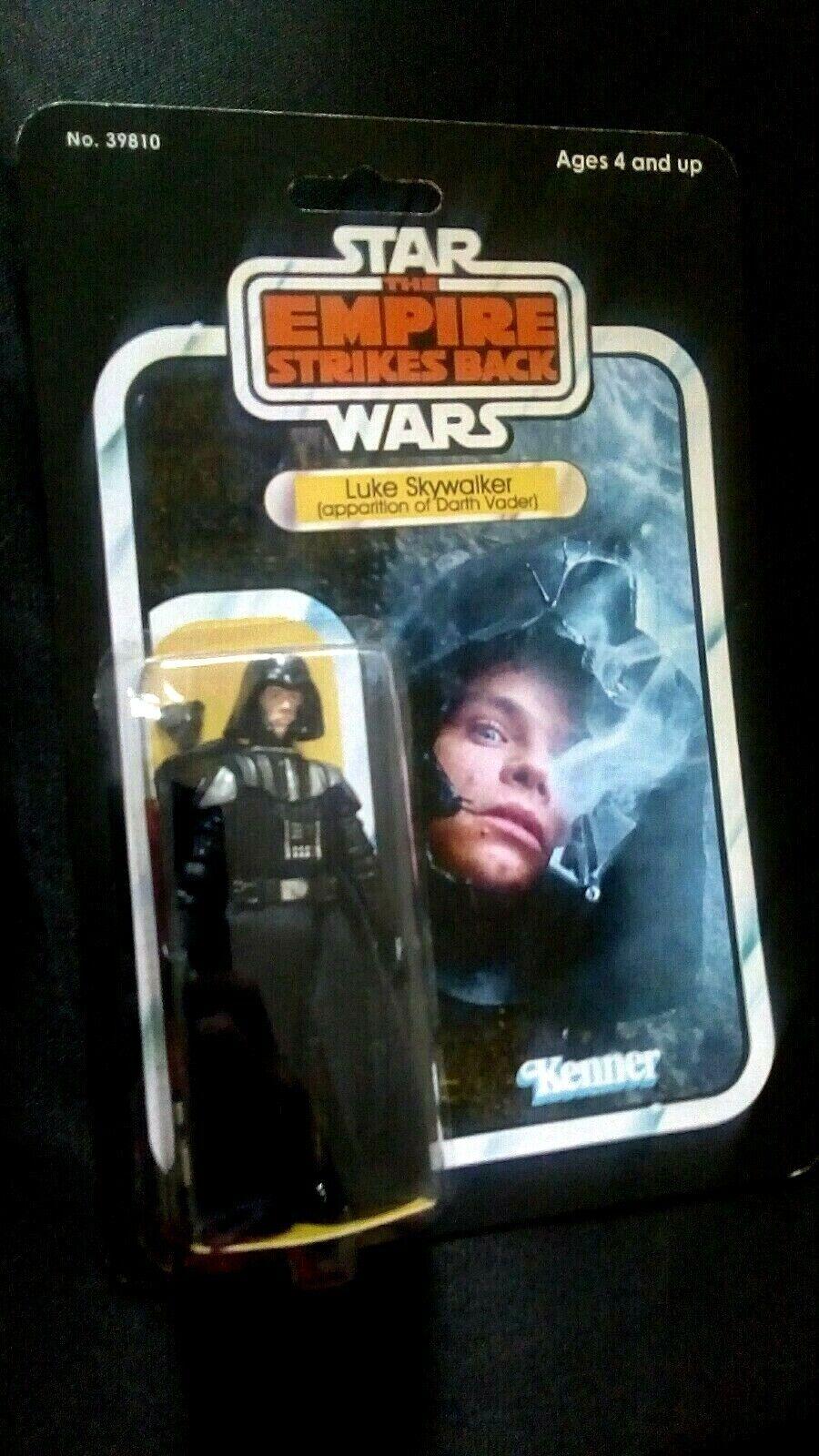 Star  Wars ESB Luke Skywalker Darth Vader Dagobah Test Re-voituredées Vintage Kenner  jusqu'à 34% de réduction sur tous les produits