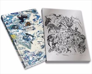 SQUARE-ENIX-Store-Limited-FINAL-FANTASY-XI-11-OFFICIAL-MEMORIAL-BOOK-New-F-S
