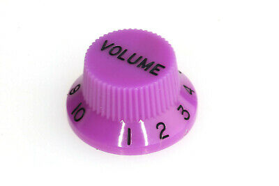 "Potiknob /""Volume/"" Green fits Strat® US//CTS Potis /& Ibanez JEM//RG Series"