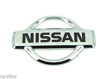 Original Nuevo Nissan Trasero Insignia Arranque Emblema Para Micra K11 2000-2002 Hatch 1.3 1.4