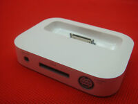 Genuin Apple iPhone 4 4S 3GS iPod Touch 4G Dock Cradle Charger Base Stand Holder