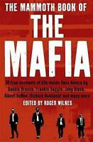 The Mammoth Book of the Mafia (Mammoth Book of S, Cawthorne, Nigel, Excellent