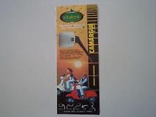 advertising Pubblicità 1985 VITALONI e VESPA