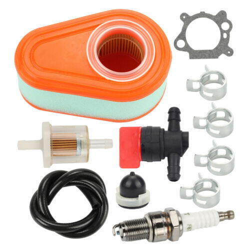 Air Filter Fuel line kit Replaces Briggs /& Stratton #792038 790388 Stens 100-913