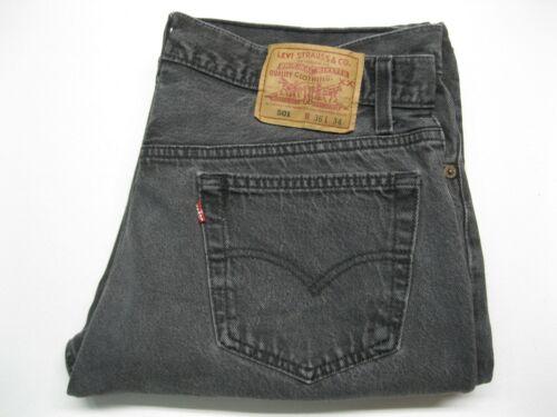 Vintage 90s USA Made Levi's 501-0660 Straight Leg… - image 1