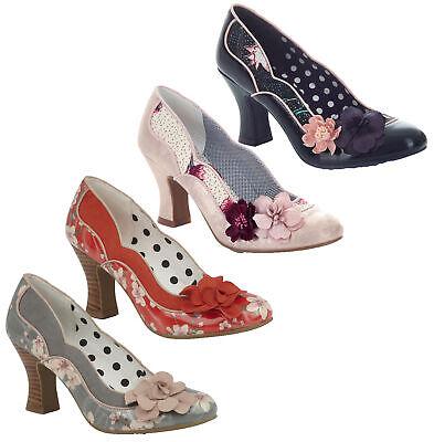 Ruby Shoo Womens Viola Court Shoe Pumps