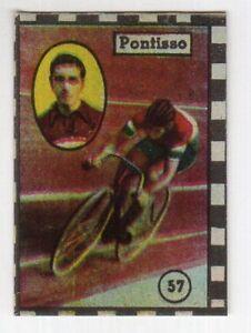 figurina CAMPIONI DELLO SPORT CICOGNA ANNI /'50 NEW numero 98 CONTE
