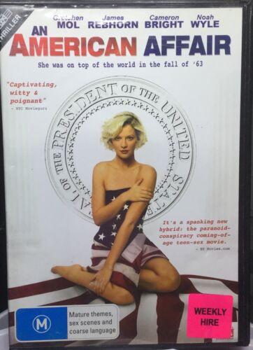 1 of 1 - An American Affair dvd (2009)