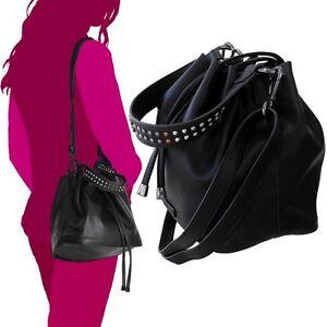 kleine-Damen-Tasche-Sacktasche-Beuteltasche-klein-Schultertasche-ESPRIT-Sterne