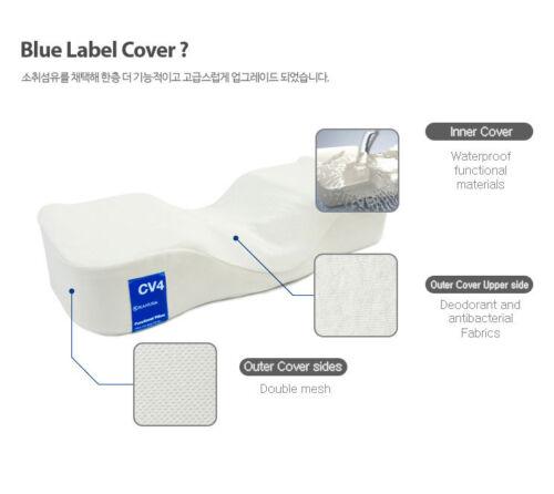 KANUDA Blue Label Allegro Functional Traction Ergonomic Memory Form Pillow
