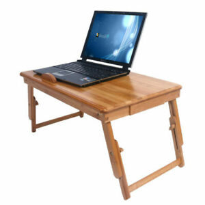 Swell Details About Adjustable Foldable Computer Desk Pc Laptop Study Table Stand Bed Sofa Furniture Pabps2019 Chair Design Images Pabps2019Com