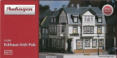 Di Carattere Dolce Auhagen 12255 Tracce Gg-kit-città Casa Con Irish Pub-eckhaus 90 °-mostra Il Titolo Originale