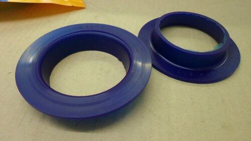 TRIUMPH TR6 TR4 ** anteriore a molla isolatore in poli-COPPIA ** TR3 TR5 ecc Superpro