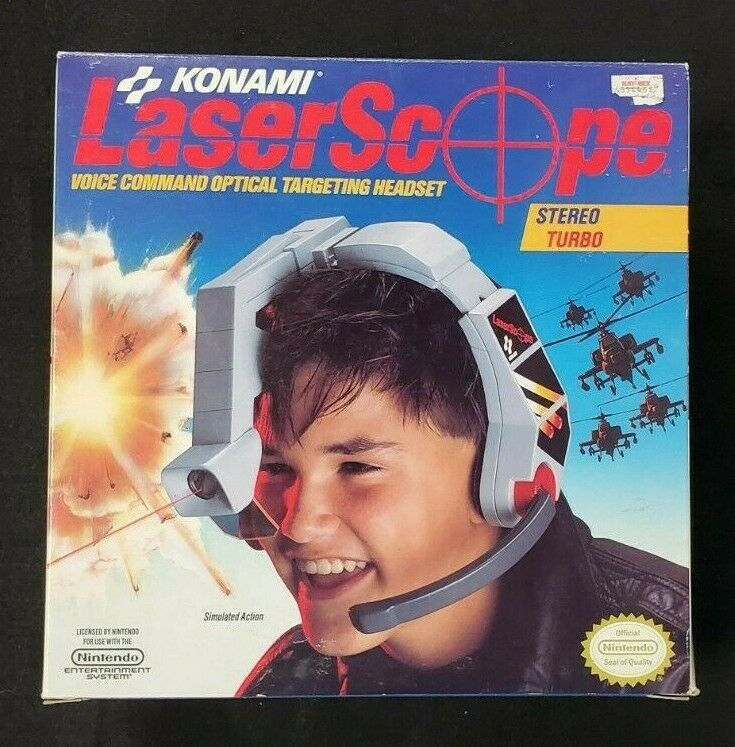Laserscope from Konami