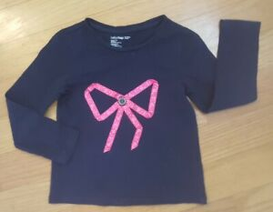 Shirt Size 5//5T New W//Tags  Baby Gap Long Sleeve Lilac Top