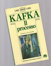 Kafka - Il processo -