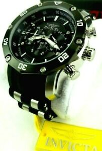 Invicta-Pro-Diver-Stainless-Steel-Men-Watch-Rubber-Diving-Band-New-28753