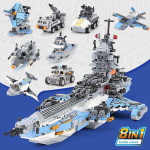 Xingbao-Building-Blocks-Universe-Battle-Ship-Bricks-Toys-Gifts-DIY-Model-872PCS