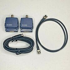Fluke Networks Dtx Cha003 Coax Test Adapter Set For Dtx 1800 Dtx 1200