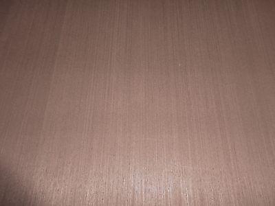 "Peach Birdseye Maple composite wood veneer 24/"" x 24/"" on paper backer 1//40th/"""