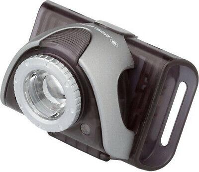 LED Lenser seo b5r-gris-recargable-con soporte
