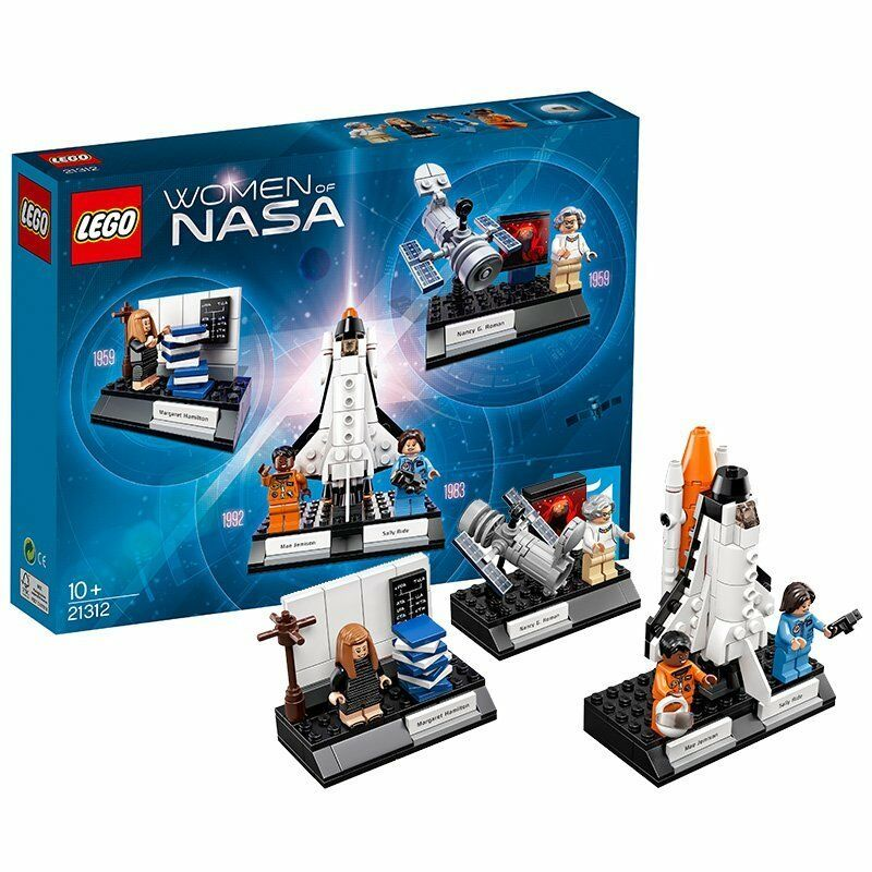 LEGO Ideas Damens of NASA 21312 Kit  NEW