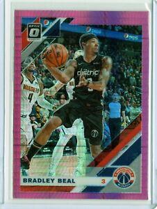 BRADLEY-BEAL-Wizards-2019-2020-Donruss-OPTIC-HYPER-PINK-PRIZM-109