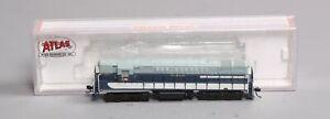 Atlas-49513-N-Scale-Wabash-Train-Master-Powered-Diesel-Locomotive-NIB