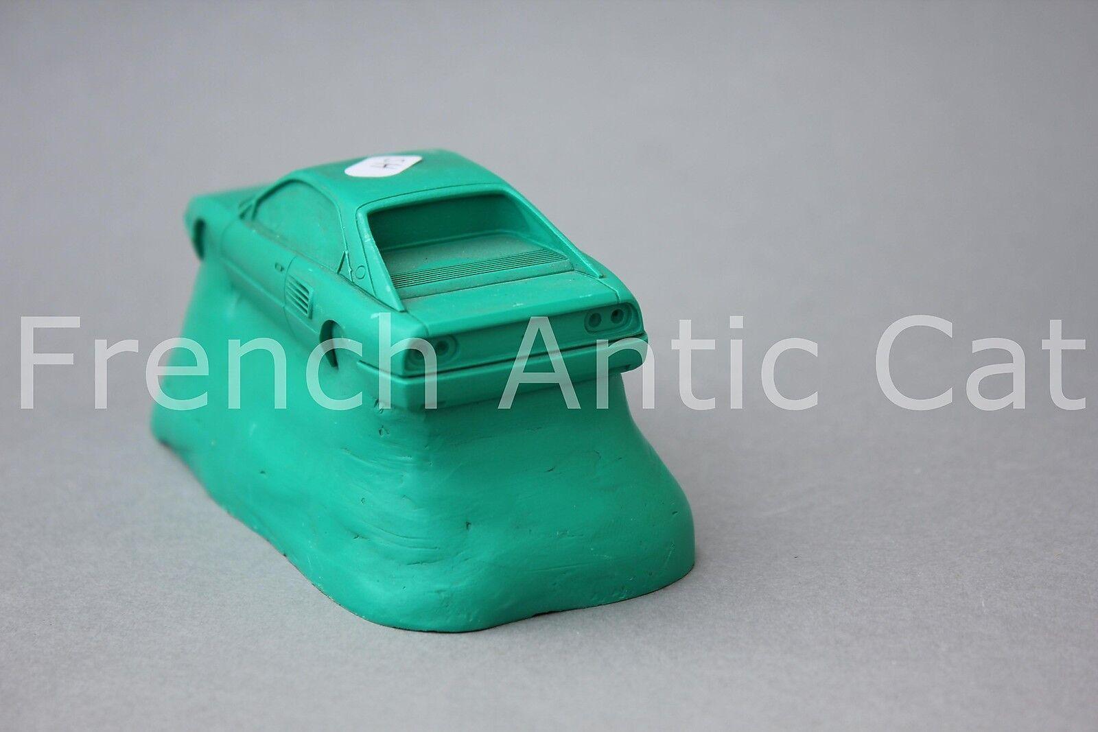 Rare Die Mold Resin Ferrari World 1 1 1 43 Heco Models Car Sh 5d23c4