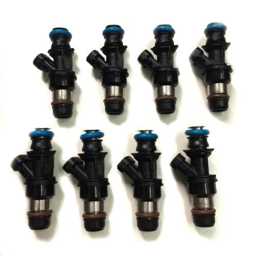 8pcs OEM Fuel Injector 17113868 for GMC Savana 1500 Cadillac 5.3 6.0