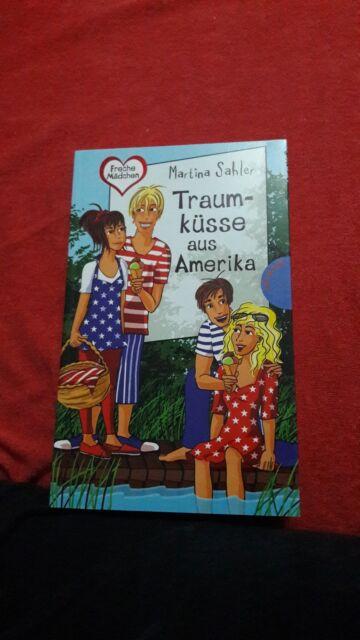 Traumküsse aus Amerika von Martina Sahler (2012, Taschenbuch)