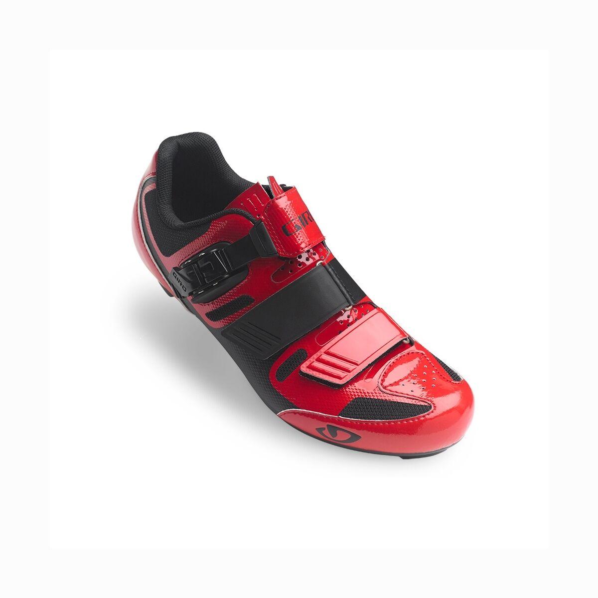 Giro Giro Giro Apeckx II-Cyclisme sur route Chaussures-Rouge vif/Noir acc90e