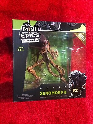 SDCC 2019 Comic Con Exclusive WETA Workshop Alien Xenomorph Epic Figure