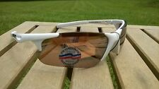 Maxx HD Sunglasses Storm white golf driving lens brown amber high definition