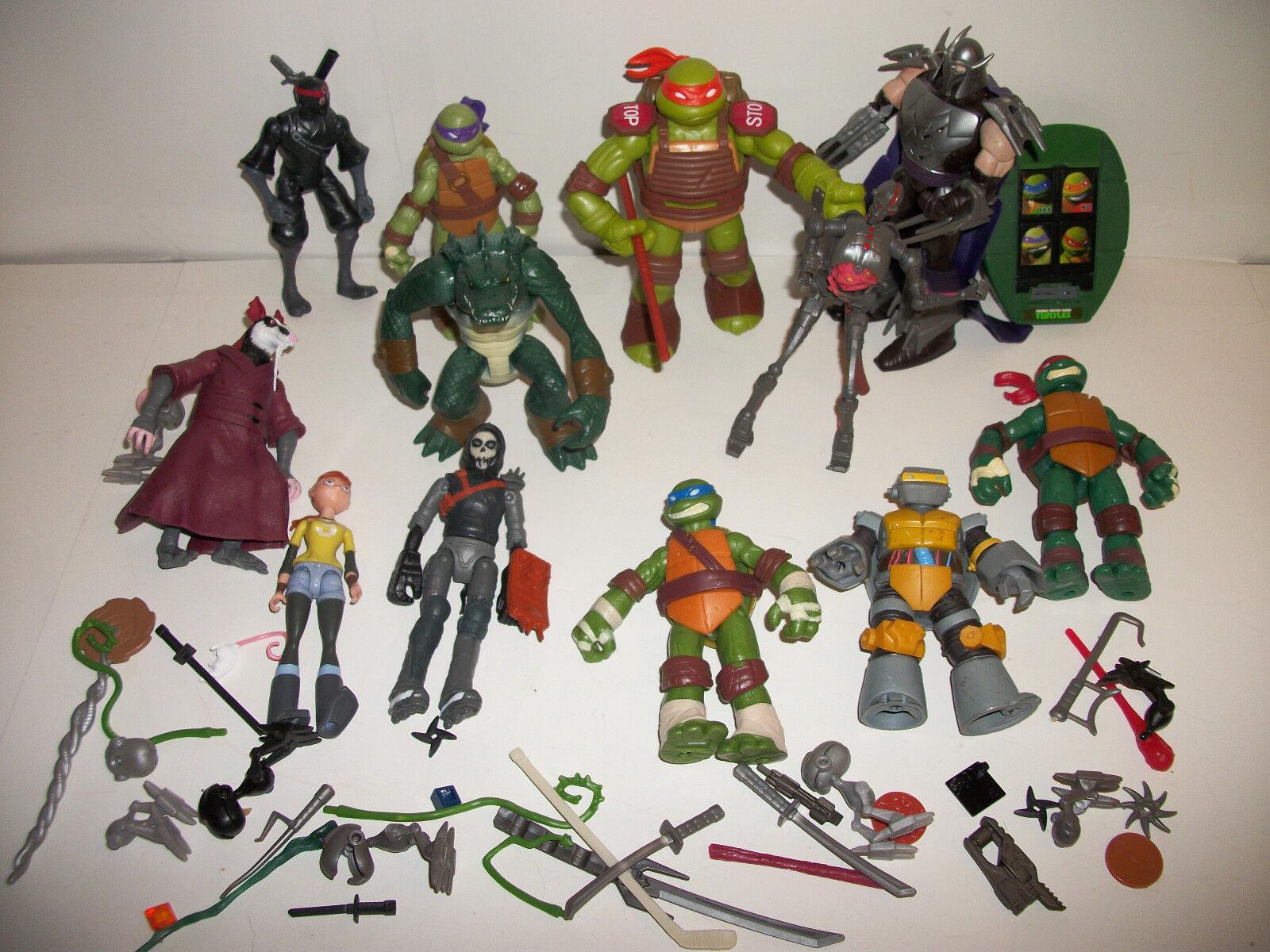 Moderne action - figur tmnt 2013 ninja turtles gemischte menge