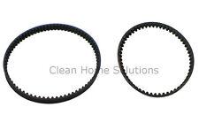 Genuine OEM Bissell ProHeat 2X Belt Kit With #2036688 & #2036804 Belts