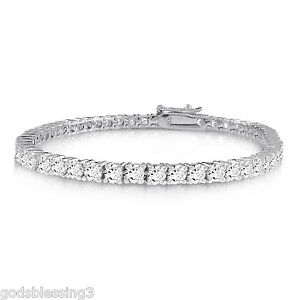 Image Is Loading 8 10 Ctw Lcs Diamond Tennis Bracelet Choice