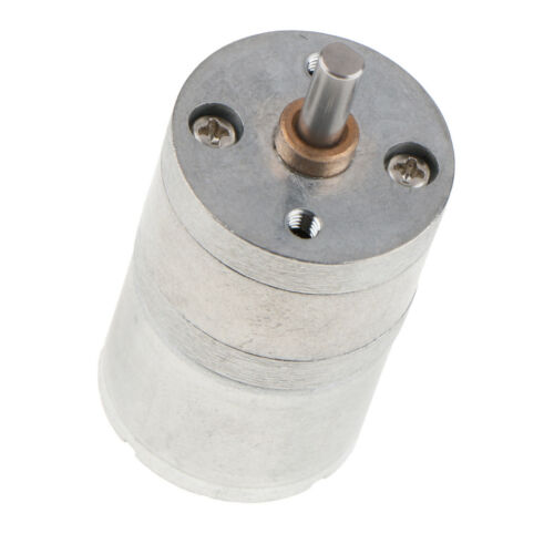 Details about  /6VDC Mini Brushless Gear Motor Electric Speed Reduction Motor 110-900rpm