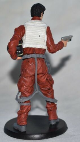 Disney Authentic PoE Dameron Figurine Cake Topper Star Wars Force Réveille NEUF