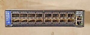 Mellanox-SN2100-Spectrum-MSN2100-BB2F-16-ports-40Gbe-For-Parts-Not-Working