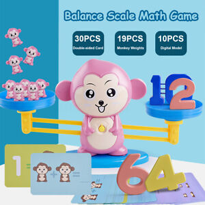 Kids-Early-Educational-Baby-Scale-Balance-Math-Game-Children-Montessori-Toys-UK