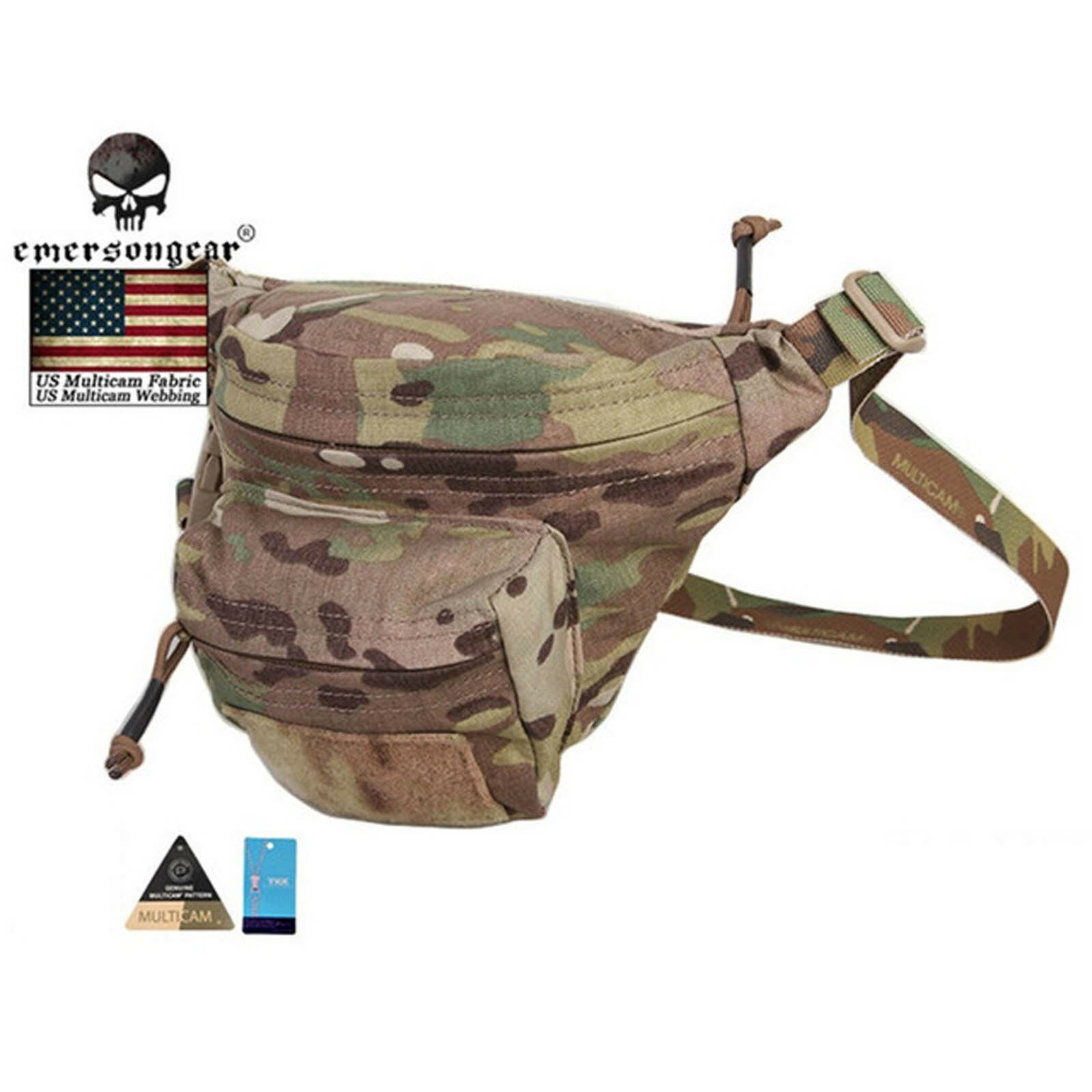 Emerson Multi-function RECON Waist Bag Tactical Pouch Molle Accessories  Multicam  sell like hot cakes