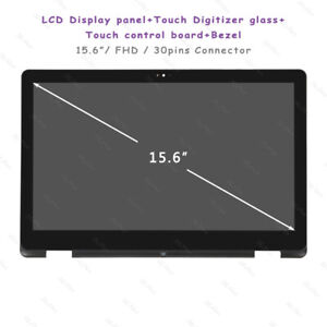 Dell Inspiron 15-7568 P55F Works Only for UHD 4K LCD Screen Replacement for