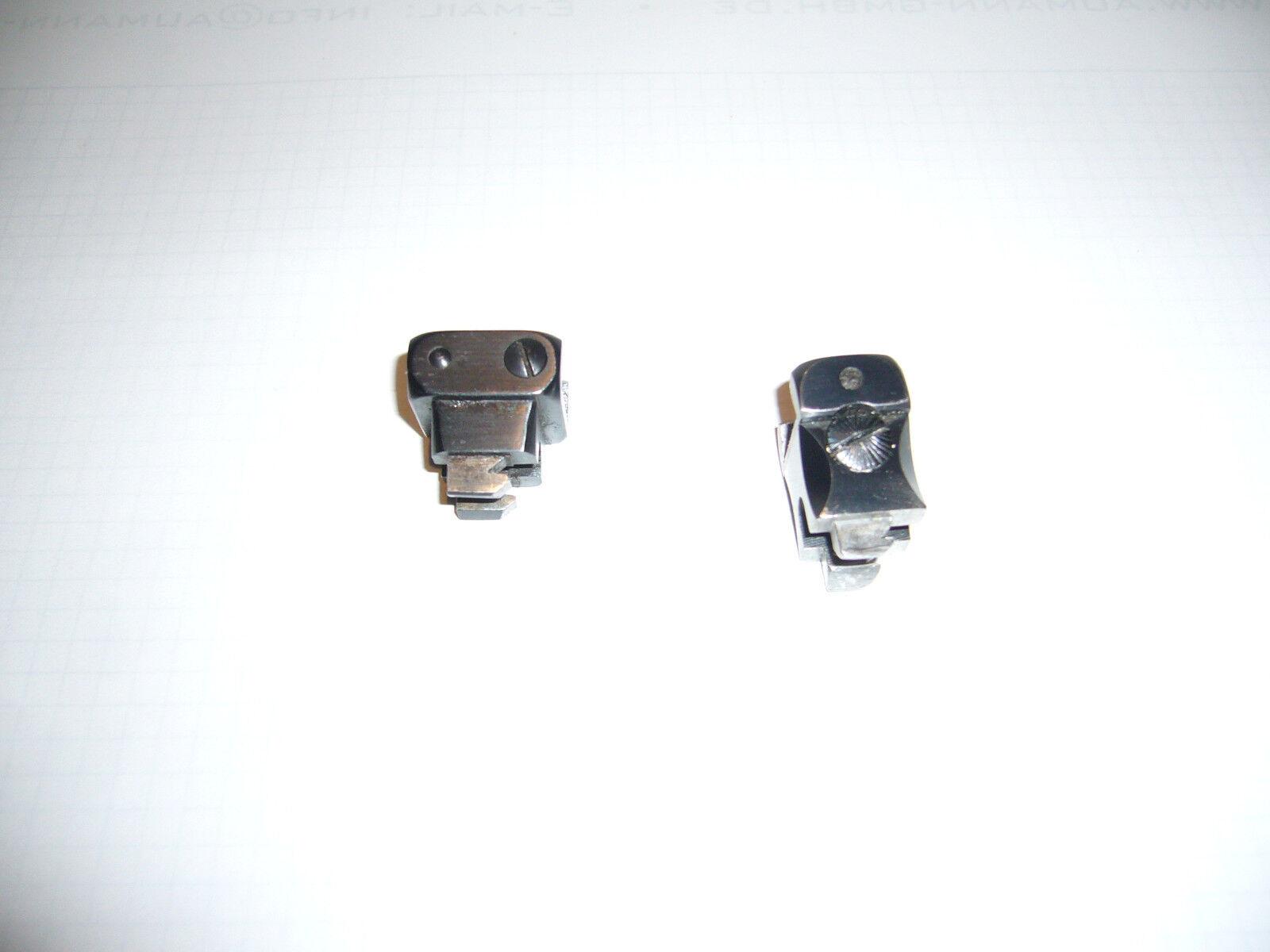 Sem montaje Zeiss Schmidt & Bender Swarovski 4x36 mira telescópica k-98 mosquetón