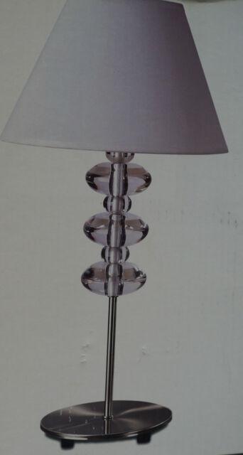 Möbel & Wohnen Tischleuchten Schreibtischlampe Silber Büroleuchte Mit Bogen Tischleuchte Aus Metall Zu Verkaufen