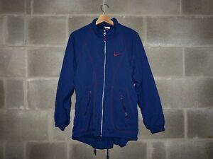 Tracktop Style Rarissimo Sport Jkt Small Poli Tg Oversize 90's Epic Vintage Nike BwXZ75nHq
