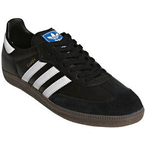 Image is loading Adidas-Originals-Samba-OG-OrthoLite-Leather-Casual-Shoes- 40506e5d2