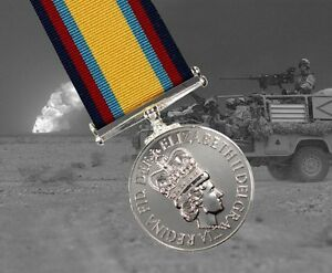 British-Medal-GULF-WAR-1990-1991-FULL-SIZE-UK-Made-Award-Army-Decoration