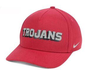 Brand New USC Trojans Nike Local DNA Verbiage Swoosh Medium Large ... 48645cefad5c